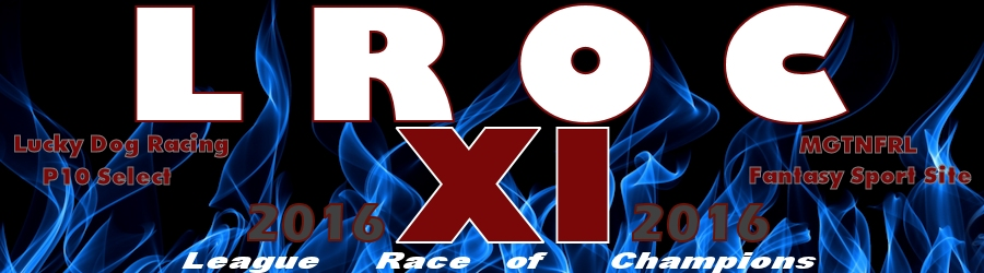 League Race of Champions XI
