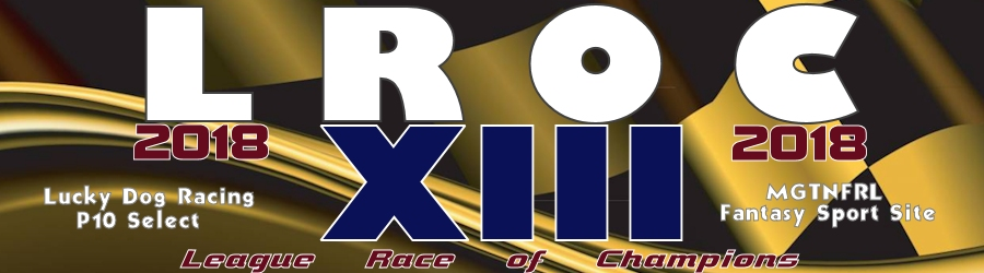 LROC XIII: Triple Crown Challenge